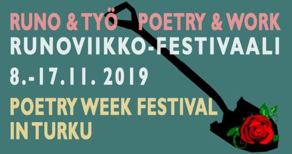 Runokartta lähtee festivaaleille Turkuun
